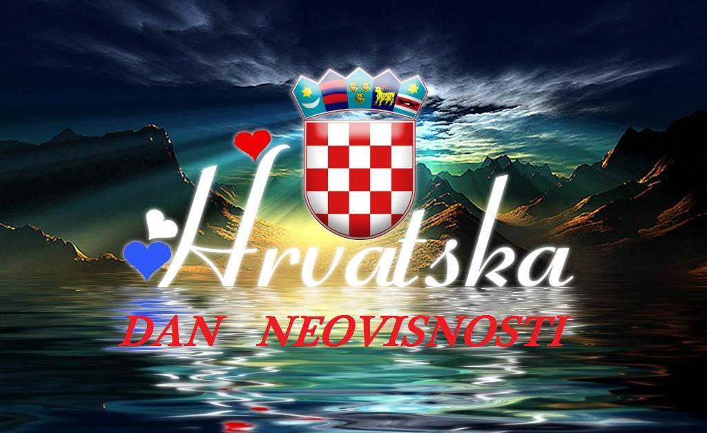 Slikovni rezultat za dan državnosti hrvatske